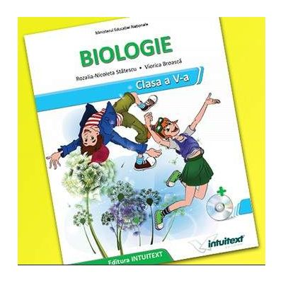 Biologie, manual pentru clasa a V-a - Rozalia-Nicoleta Statescu (Contine editia digitala)