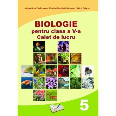 Biologie pentru clasa a V-a
