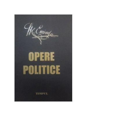 Opere politice - Mihai Eminescu