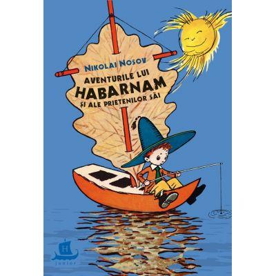 Aventurile lui Habarnam și ale prietenilor sai Nikolai Nosov