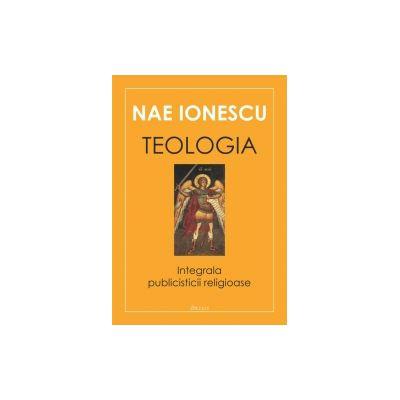 Teologia  Nae Ionescu
