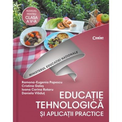 Educație tehnologică și aplicații practice - Manual pentru clasa a V-a