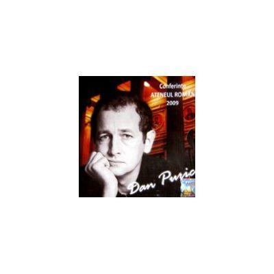 Conferinte, Ateneul Roman 2009 - Dan Puric (4 DVD-uri de colectie)