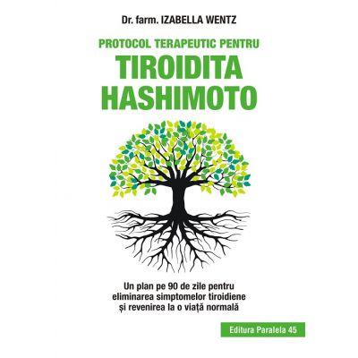 Protocol terapeutic pentru tiroidita Hashimoto