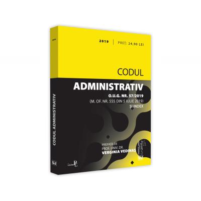 Codul administrativ - 2019