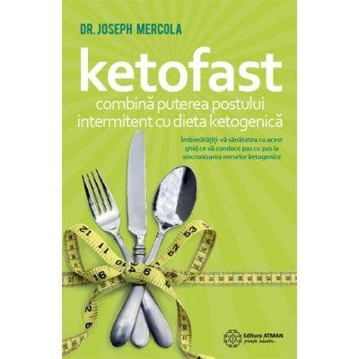 Ketofast - combină puterea postului intermitent cu dieta ketogenică
