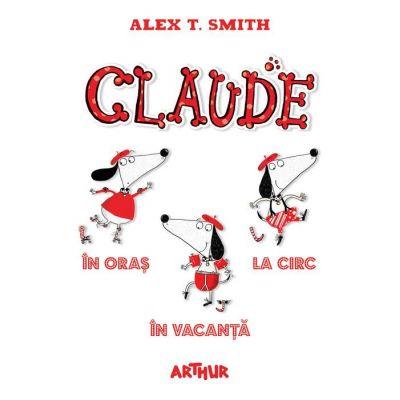 Box set CLAUDE. Volumele 1-3