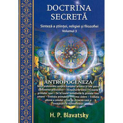 Doctrina Secreta - vol 3 - Antropogeneza - H. P. Blavatsky
