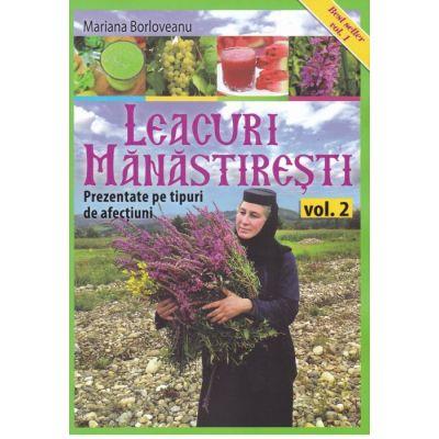 Leacuri mănăstirești. Vol. 2 - Borloveanu, Mariana