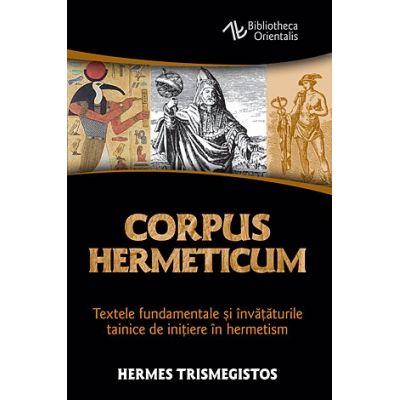 Corpus Hermeticum - Hermes Trismegistos