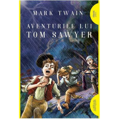 Aventurile lui Tom Sawyer | paperback - Mark Twain