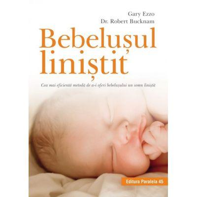 Bebelușul liniștit. Cea mai eficientă metodă de a-i oferi bebelușului un somn liniștit