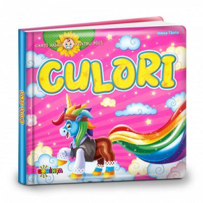 Carti mici pentru pici - Culori