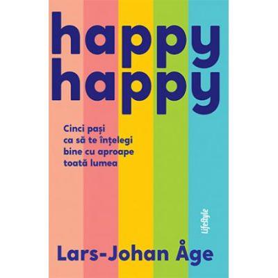 Happy Happy - Lars-John Åge