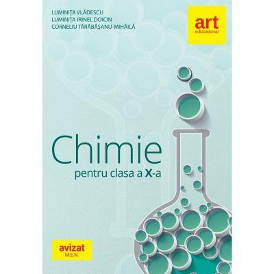 Chimie clasa a X-a. Culegere - Luminita Vladescu
