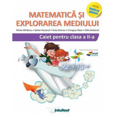 MEM - Clasa II - Caietul elevului (Varianta - EDP 1 Pițilă, Mihăilescu)