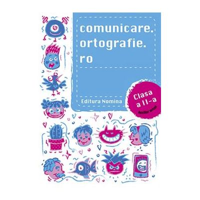 Comunicare.Ortografie.Ro clasa a II-a 2019-2020
