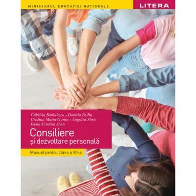 Manual consiliere si dezvoltare personala clasa a VII-a