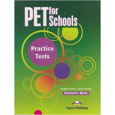 PET for Schools. Practice Tests