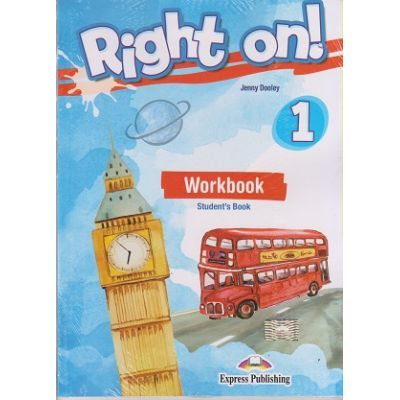 Right on 1 Workbook for Student s Book + Digibook