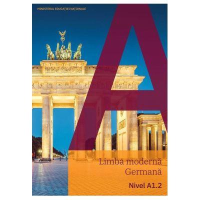 Limba modernă GERMANĂ, A1.2
