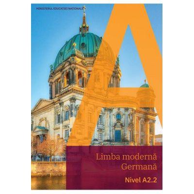 Limba modernă GERMANĂ, A2.2