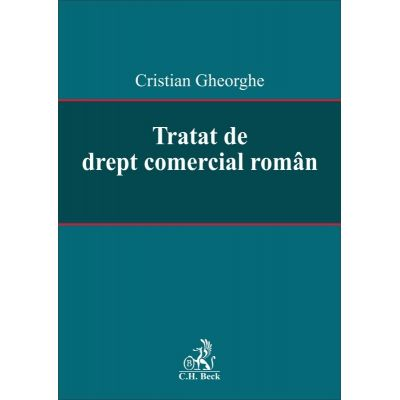 Tratat de drept comercial român