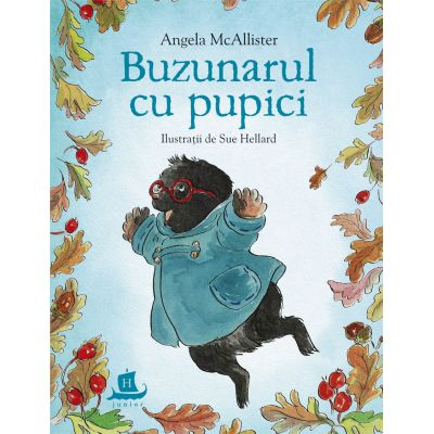 Buzunarul cu pupici - Angela McAllister