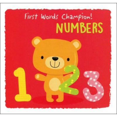 FIRST WORDS CHAMPION!: NUMBERS