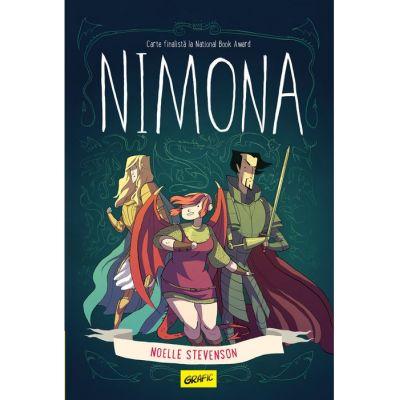Nimona - Noelle Stevenson