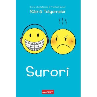 Surori - Raina Telgemeier