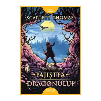 Cutremurul Mondial I: Pajistea Dragonului - Scarlett Thomas