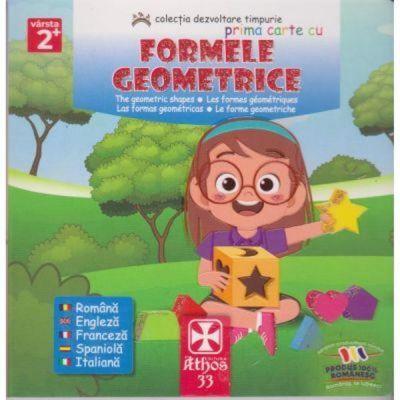 Prima carte cu formele geometrice